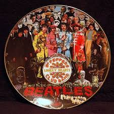 25th anniversary plates beatles sgt pepper 25th anniversary collectors plate