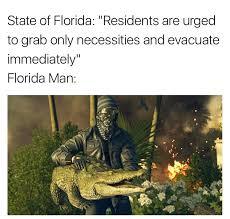 Florida Winter Meme - the worst hurricane irma memes have already reached florida