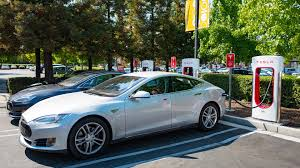 tesla model s charging tesla retroactively extends free lifetime supercharging begins