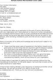 merchandiser cover letter sample 22 retail sales aerospace design