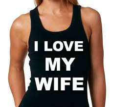 tank top i love my wife same marriage by allgaytees