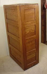 File Cabinets Wood For The Home by Oak Wood File Cabinet 4 Drawer Best Home Furniture Decoration