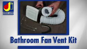 vent bathroom fan through roof dundas jafine installation bathroom fan vent kit youtube