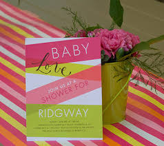 baby shower colors ideas for using neon in your baby shower or gender reveal party