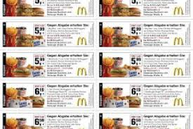 printable vouchers uk mcdonalds vouchers printable 2016 uk 25 store