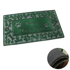 Wipe Your Paws Rubber Backed Paw Prints Mats Paw Prints Mats Suppliers And Manufacturers At