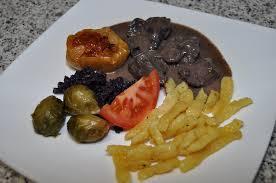recette de cuisine civet de chevreuil civet de chevreuil façon grand veneur les recettes de cuisine