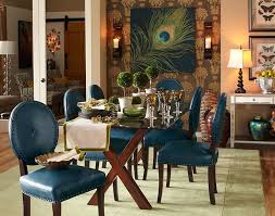 themed dining room wonderful peacock themed dining room 57 in dining room chair