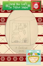 cereal box craft for festive season christmas story 3