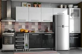 Metal Kitchen Cabinets In Ffcaabbddfadec Metal - Kitchen steel cabinets