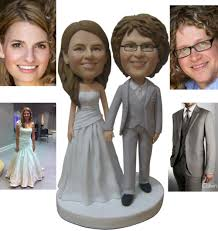 customized cake toppers custom made wedding cake toppers cakes ideas
