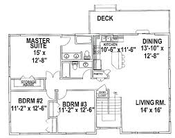 split foyer house plans split floor house plans 4 bedroom split level floor plans images 4