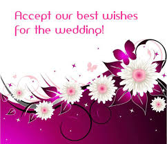 marriage greetings wedding wishes greetings sles weddings made easy site