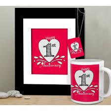 1st anniversary gift 1st anniversary gift combo for husband anniversary gift combo for
