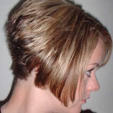 how to stlye a stacked bob with wavy hair short stacked bob haircuts hair x