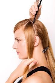 Frisuren Zum Selber Machen Toupieren by Die Besten 25 Hochsteckfrisuren Toupiert Ideen Auf