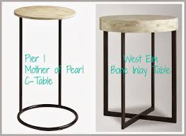 Glass And Metal Sofa Table Pier One Sofa Table Best Home Furniture Decoration