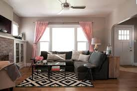 Pink Living Room by How To Decorate With The Color Taupe