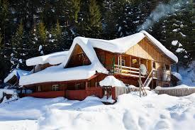 Haus Wohnung Und Haus Winterfest Machen