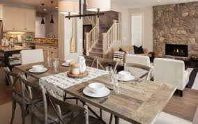 Rustic Dining Room Table And Chairs by Dining Room Kitchen Table And Chairs Beautiful Dining Room Set