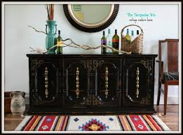 3 Vintage Furniture Makeovers For by The Turquoise Iris Furniture U0026 Art Vintage Triple Dresser In