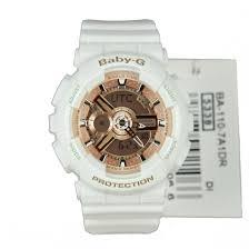 Jam Tangan Baby G Asli casio baby g ba 110 7a1 jam tangan wanita original garansi resmi