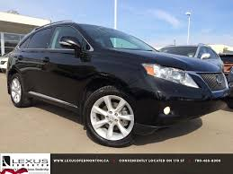 lexus service naples pre owned black 2010 lexus rx 350 awd touring package review