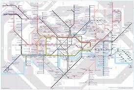 Tube Map London Future Tube Map London Banter
