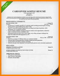sample resume caregiver restaurant resume samples example retail