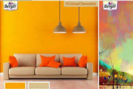 berger paints interior with a focus on innovation being customer