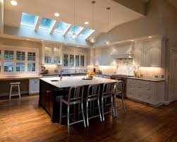Vaulted Kitchen Ceiling Ideas Tag For Kitchen Lighting Ideas For Vaulted Ceilings Nanilumi