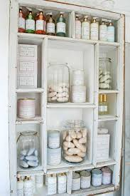 jars of soap and decorating details bathroom pinterest chic