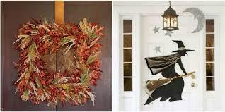 25 diy halloween wreaths halloween door decoration ideas