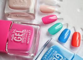 new nails inc gel effect shades for ss14 that lisa clare