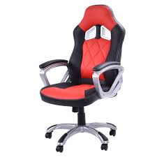 Desk Gaming Chair High Back Racing Style Seat Gaming Chair Swivel Office Desk