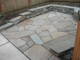 Backyard Flagstone Patio Ideas Small Flagstone Patio Ideas Home Design Ideas