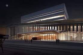 Performing Arts Center Design Guidelines Buddy Holly Hall Of Performing Arts And Sciences Architect