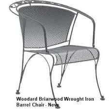 Wrought Iron Patio Furniture Vintage Vintage Woodard Iron Patio Furniture Modern Patio U0026 Outdoor
