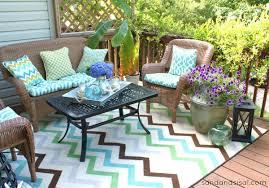 Best Outdoor Rug For Deck Outdoor Deck Rugs In Home Designs
