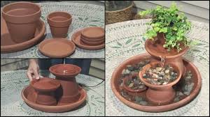 Diy Patio Fountain 8 Soothing Diy Garden Fountains