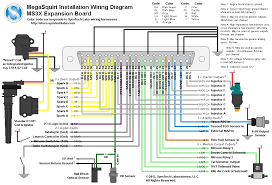 megasquirt 3 wiring diagram wiring diagram and schematic diagram