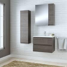 bathrooms cabinets grey bathroom wall cabinet mirror cupboard