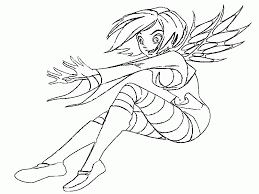 coloring page witch coloring pages 2