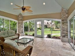 Enjoying Enclosed Porch Designs U2014 Bistrodre Porch And Landscape Ideas