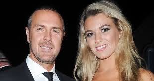 does paddy mcguiness use hair products paddy mcguinness wife christine reveals they won t be putting a