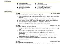 sample resume for mba marketing experience resume uncommon marketing graduate resume template illustrious