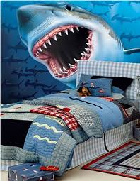 Kids Space Room by Blue Shark Bathroom Space Themed Bedroom For Your Kids With
