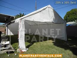rent party supplies 20ft x 30ft tent balloon arches tent rentals patioheaters
