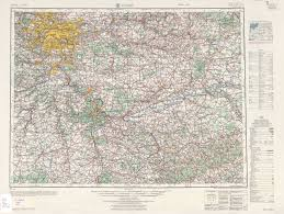Road Map Of France by