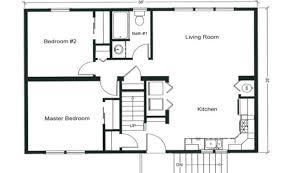 2 open floor plans best of 23 images 2 bedroom house plans with open floor plan